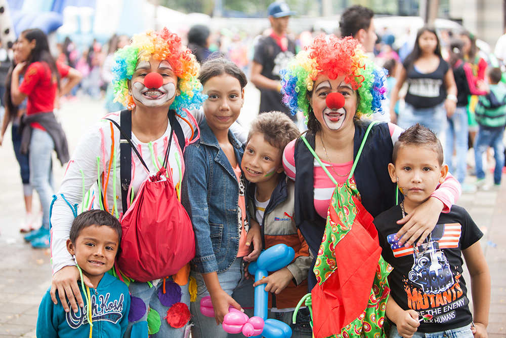 Festi Kids Clowns