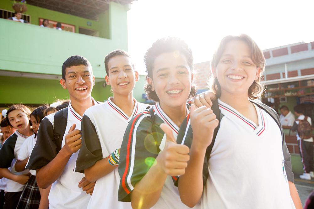 Kids in Bello